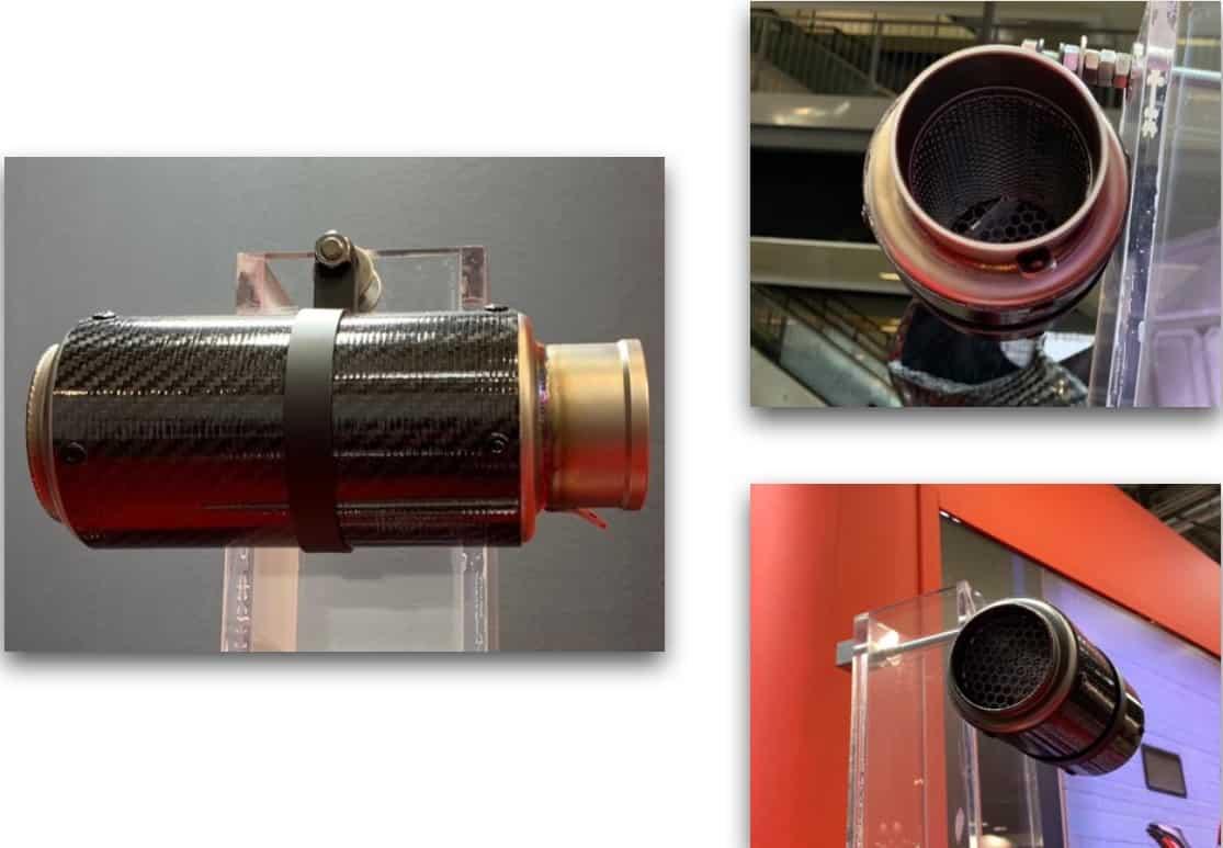 Guy Liebert Auteur Op Kgl Racing Blog Pot Pro Circuit Works Husqvarna Sil Motor Moto Gp Silencer